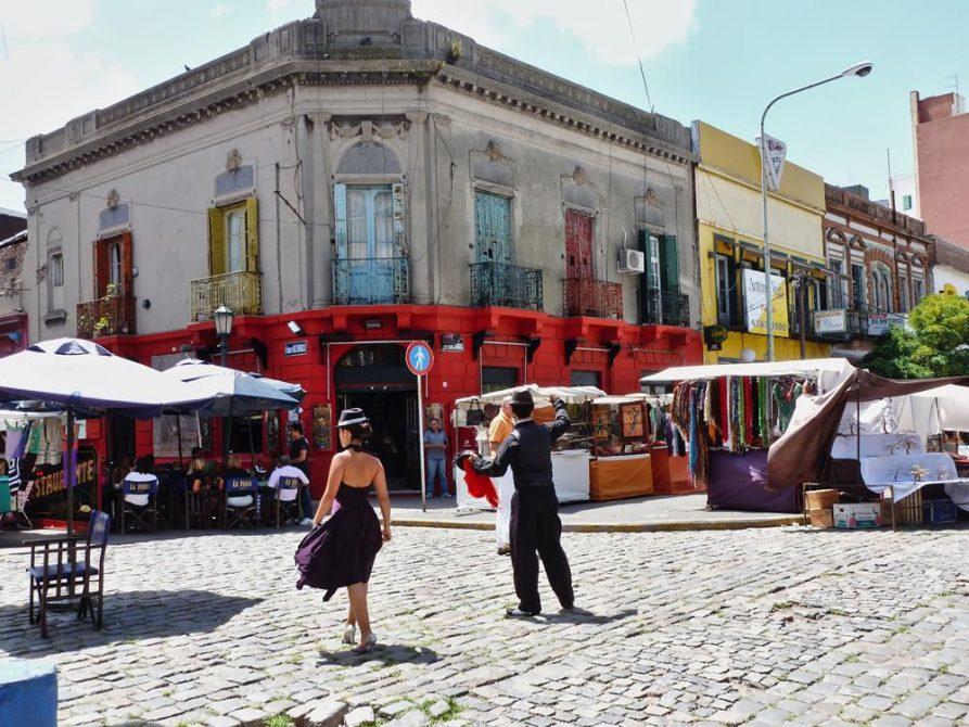 Tangotänzer, Tango Argentino, Buenos Aires