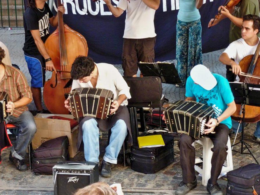 Tangospieler, Tango Argentino, Buenos Aires