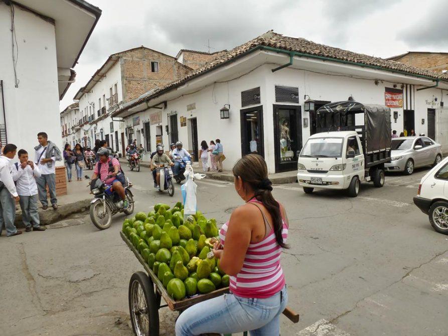Koloniales Zentrum in Popayán