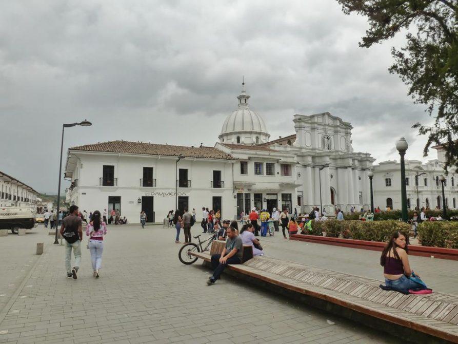 Kathedrale von Popayán