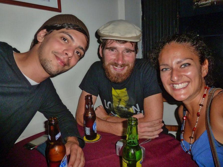 Couchsurfing in Mérida, Venezuela