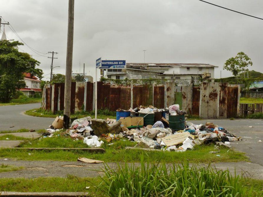 Müll, Georgetown, Guyana