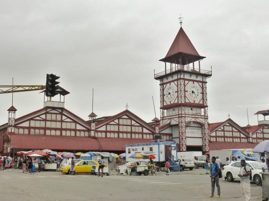 Stabroek Markt, Georgetown, Guyana