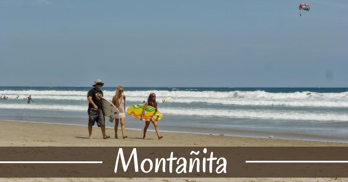 Montanita, Ecuador, FB Titel
