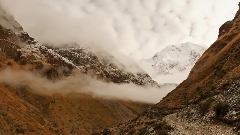 Hochgebirgswandern in Peru, Salkantay Trek
