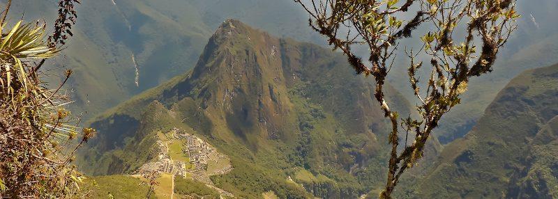Machu Picchu, Peru, Titel