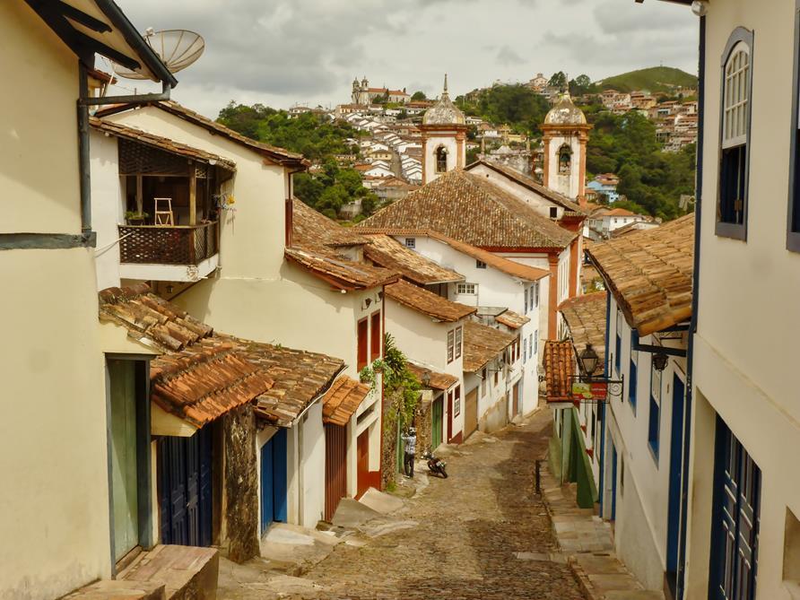 Ouro Prêto, Brasilien