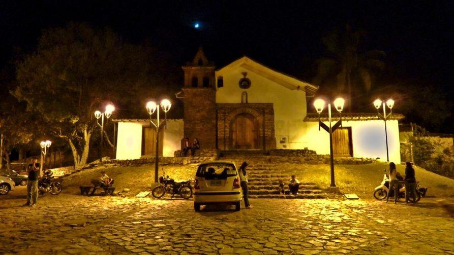 Kirche San Antonio, Cali, Kolumbien