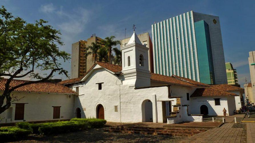 Iglesia de la Merced, Cali, Kolumbien