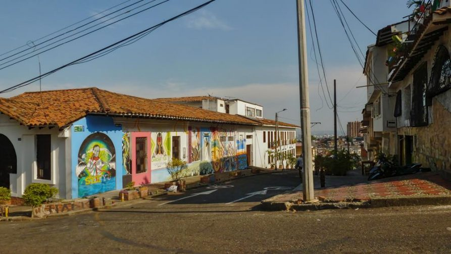Straßenbild, Cali, Kolumbien